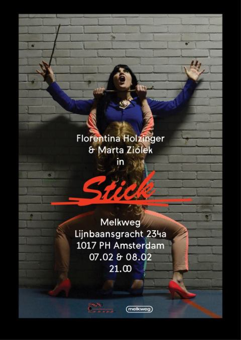 Stick in Melkweg: 7th+8th feb 21.00 COME!!!