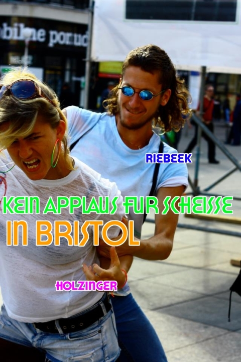 Kein Applaus fuer Scheisse, 1st time UK!!! Bristol, in between festival 15th February... COME.